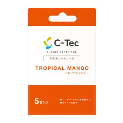 『C-Tec Duo(シーテックデュオ)』トロピカルマンゴー
