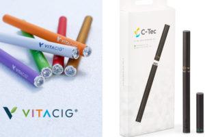 C-TecDUO(シーテックデュオ)とVITACIG(ビタシグ)比較!おすすめは?