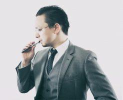 ニコチンやタールが入っていない電子タバコにおける健康への害は?