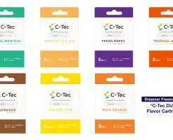 C-Tec DUO(シーテックデュオ)のフレーバー全7種類をご紹介