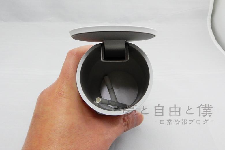 アイコス純正灰皿『カートレイ』レビュー!画像5