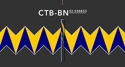 プルームて限定バッテリー(CTB-BN)