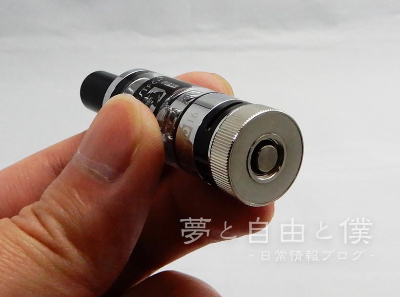 ピコベビーQ16スターターキットのセッテイング、リキッド注入方法イメージ6