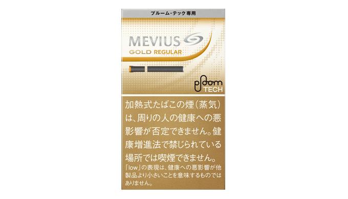 発売される2銘柄の詳細-メビウス・ゴールド・レギュラー