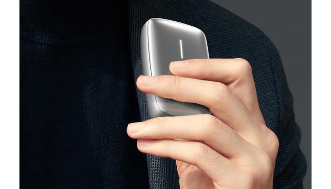 プルームエックス-近未来的なスマートな操作性