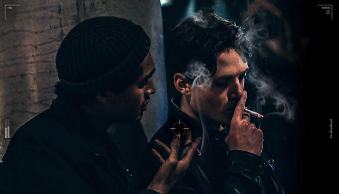 作品テーマは「たばこは、記憶だ。」
