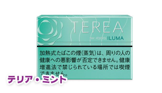 TEREA-ミント
