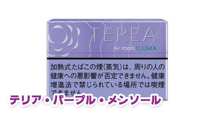 TEREA-パープルメンソール
